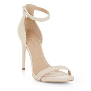 BCBGMAXAZRIA nude heels. Size 39.5 or 9.5 US.